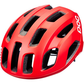 POC Ventral Air Spin Helm prismane red matt